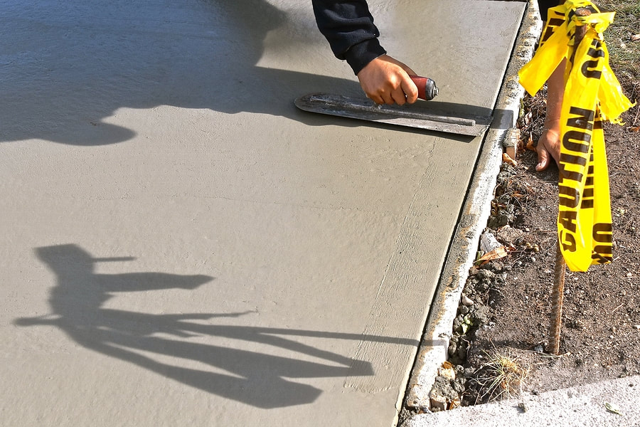Concrete Contractors Amarillo TX